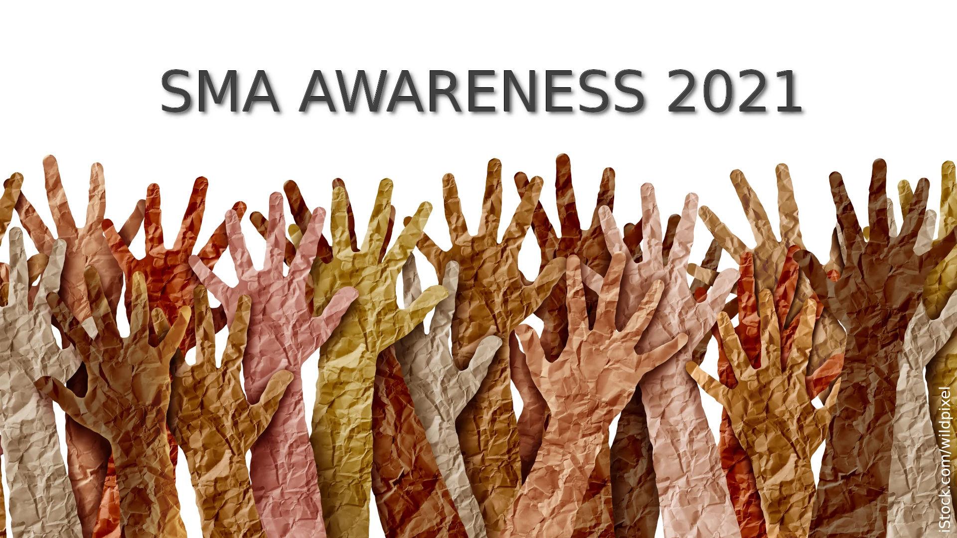 Symbolbild SMA Awareness 2021