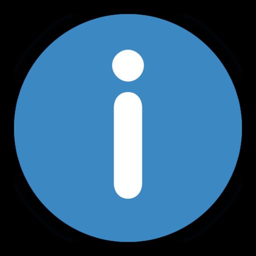 Piktogram Info